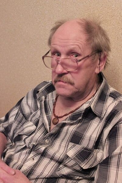 Фото мужчины вячеслав, Санкт-Петербург, Россия, 64