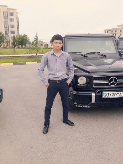 Фото мужчины Алишер, Шымкент, Казахстан, 21