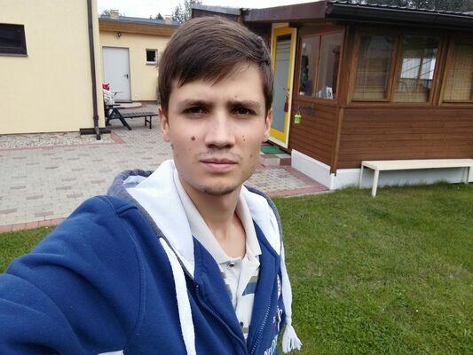 Фото мужчины Лёша, Рига, Латвия, 23