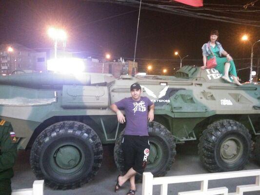Фото мужчины Дмитрий, Новосибирск, Россия, 34