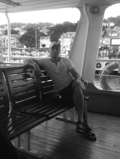 Фото мужчины Мурад, Стамбул, Турция, 37