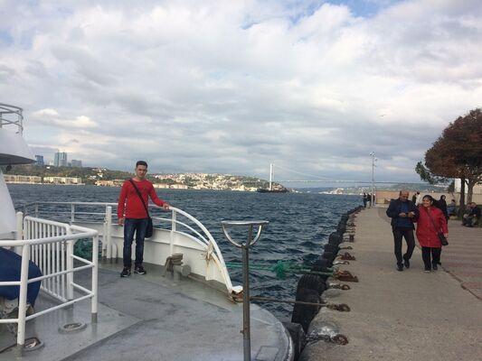 Фото мужчины Mirjamol, Kadikoy, Турция, 21