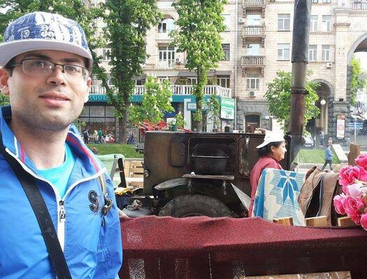 Фото мужчины Кияраш, Червоноград, Украина, 27