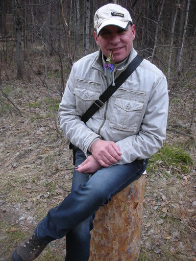 Фото мужчины Владимир, Новосибирск, Россия, 56
