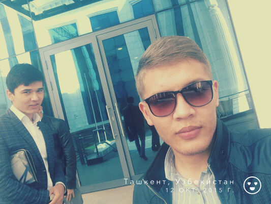 Фото мужчины Сухроб, Ташкент, Узбекистан, 25