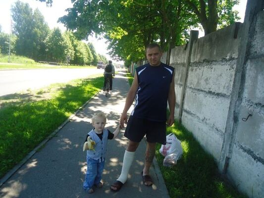 Фото мужчины sergej, Лиепая, Латвия, 34