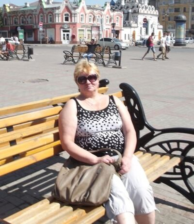 Фото девушки Елена, Саратов, Россия, 56