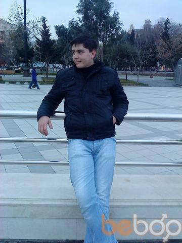 Фото мужчины XOMA, Баку, Азербайджан, 27