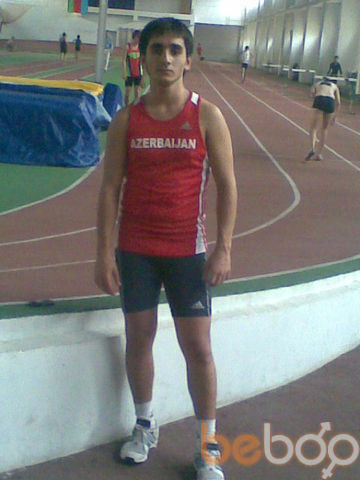 Фото мужчины athletic, Баку, Азербайджан, 25