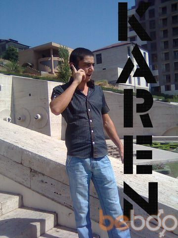 Фото мужчины KAREN peco, Ереван, Армения, 26
