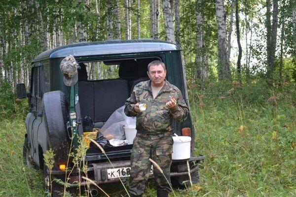 Фото мужчины Юра, Тюмень, Россия, 63